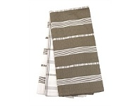 Briscoes NZ Just Home Tea Towel Winston Taupe 3 Pack